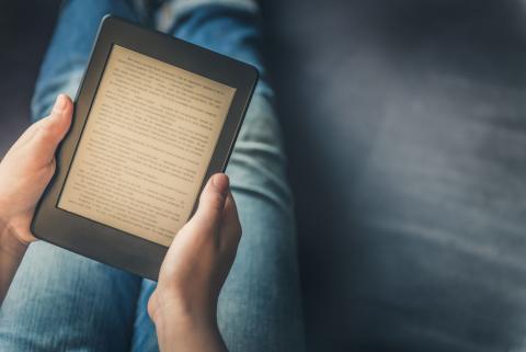 Libro electrónico, ebook, Kindle