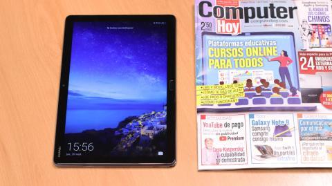 MediaPad M5 Lite 10, análisis y opinión