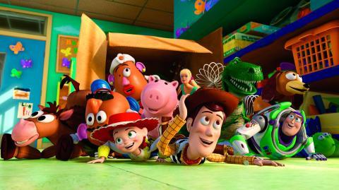 Mejores películas de Pixar