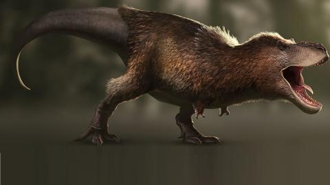 T-Rex moderno
