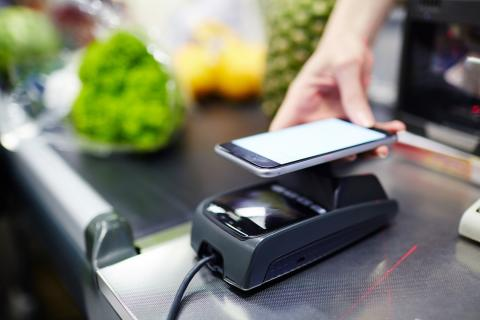 Pago con el móvil y NFC