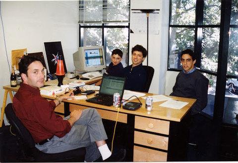 Primera oficina de Google