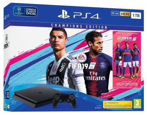 PS4 Champions FIFA 19