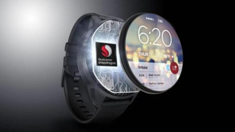 qualcomm snapdragon wearable