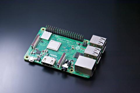 Nueva Raspberry Pi 3 Model A+