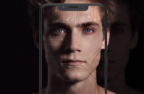 reconocimiento facial alcatel 5v