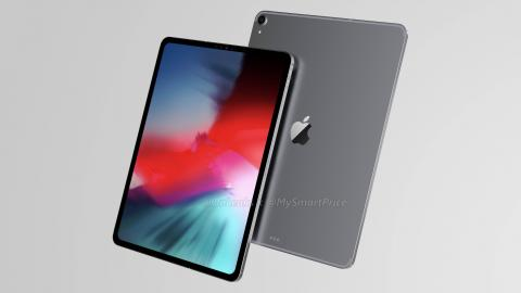 Render iPad Pro 2018