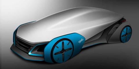 slrv coche eléctrico