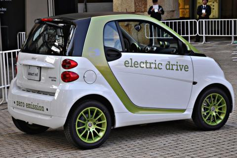 Smart for two electric