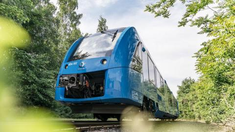 tren hidrogeno