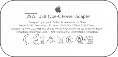 USB Apple Type-C