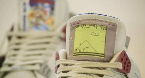 Air Jordans Super Mario Land