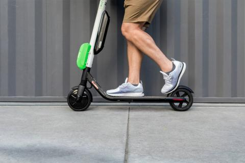 Alquiler patinetes eléctricos