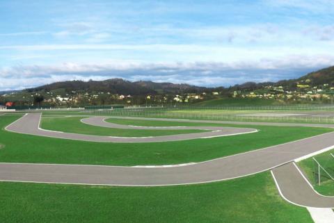 Circuito de karts de Fernando Alonso