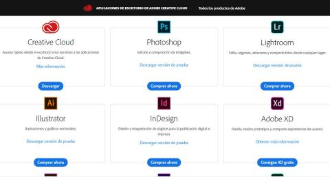 Alternativas Adobe Photoshop