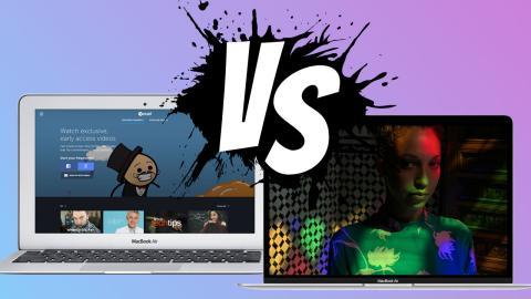 Comparativa MacBook Air