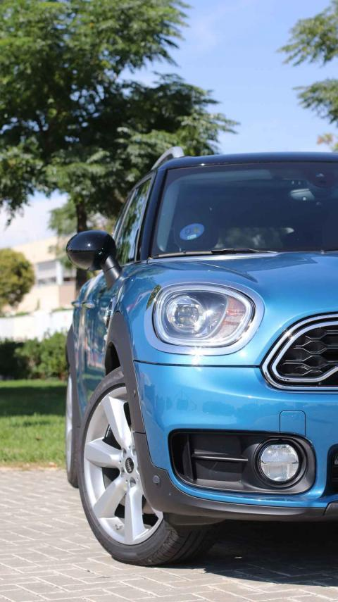 Countryman S E de Mini