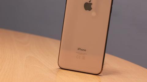 Detalle del diseño del iPhone de 2018