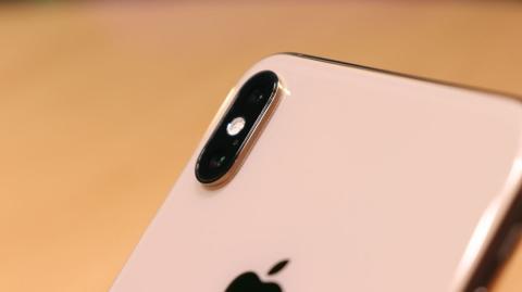 Diseño del iPhone XS en detalle