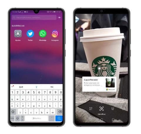 EMUI en el Huawei Mate 20