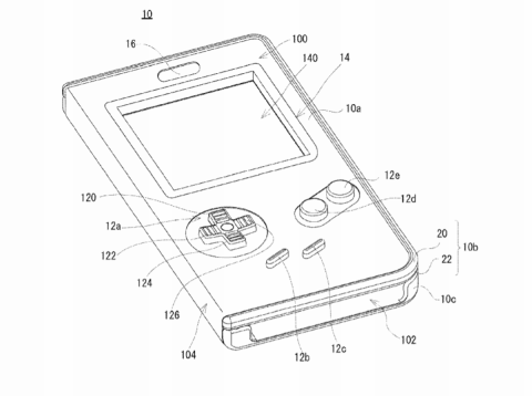 Funda Nintendo Game Boy