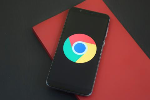 Google Chrome en móvil Android