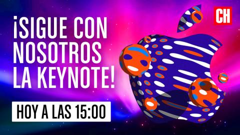 Keynote de Apple en ComputerHoy