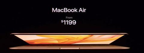macbook air precio