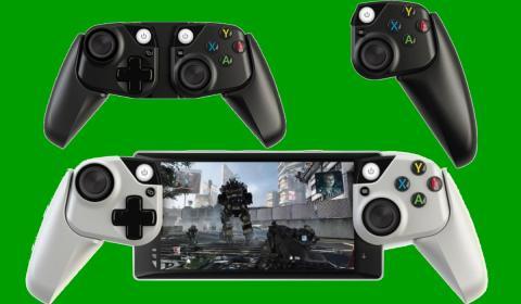Mandos Xbox para móviles