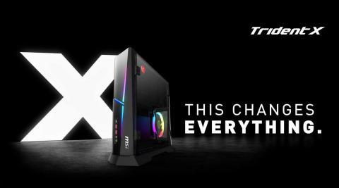 MSI Trident X