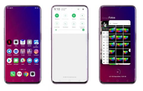 Oppo Find X Software