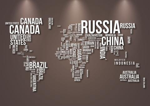 Países del mundo