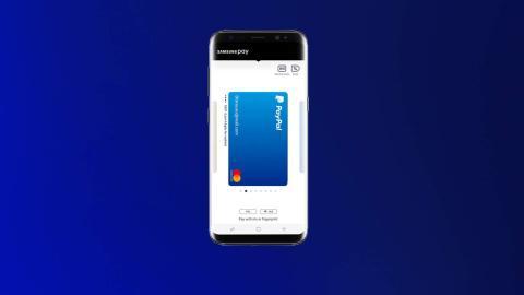 Paypal en Samsung Pay