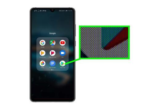 Pixel Huawei Mate 20