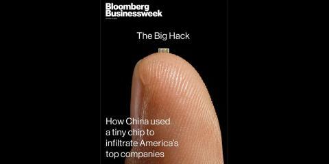 Portada de Bloomberg