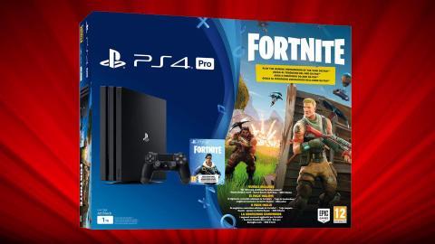 PS4 Pro Fortnite