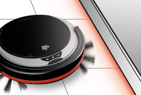 Robot Aspirador 2.0 de Lidl
