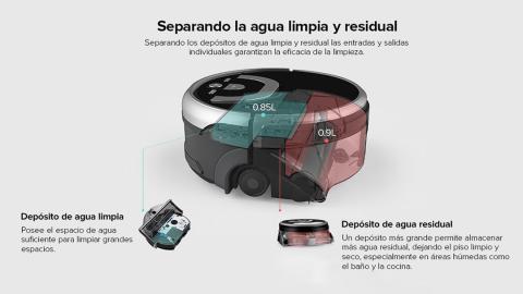 robot friegasuelos ilife w400