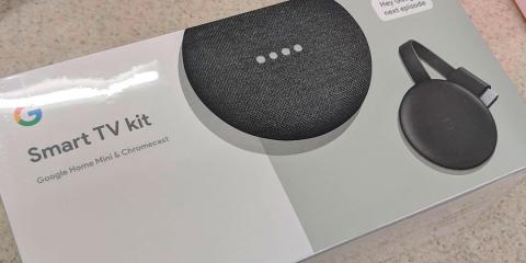 smart tv kit google