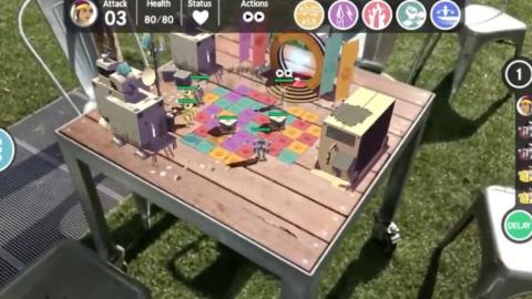 Juegos AR para móvil