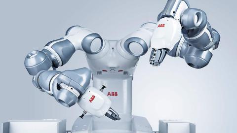 YuMi robot