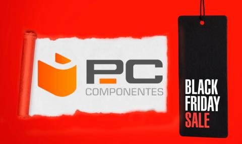 Black Friday PCComponentes