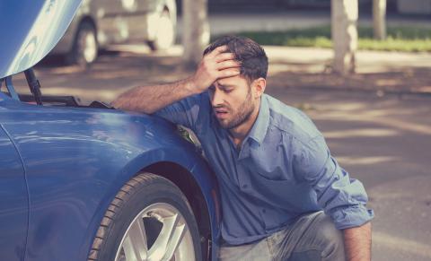 Arreglar coche