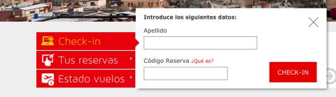 Cómo hacer check-in online en Iberia