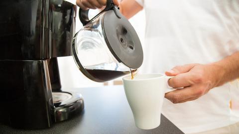 Comprar una cafetera