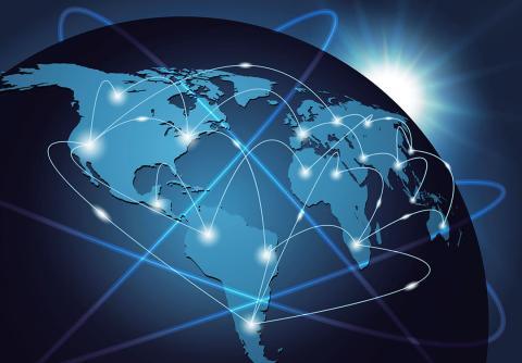 conexión a internet mundo