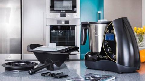 Consejos y trucos para comprar un robot de cocina