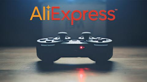 Consolas y PC gaming en AliExpress