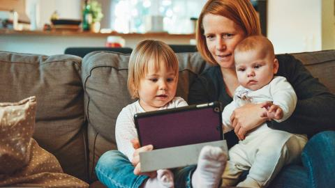 Guía de uso seguro de dispositivos para menores