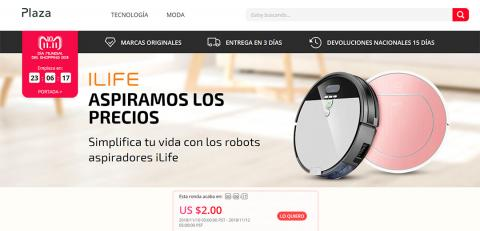 iLife en el 11.11 Día Mundial del Shopping 2018 de AliExpress